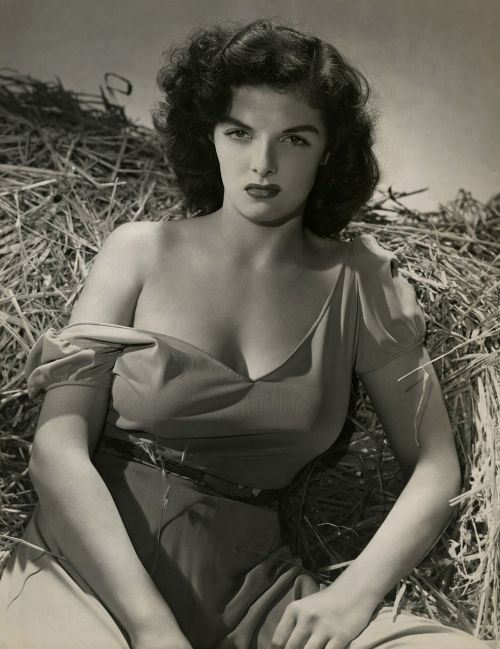 jane russell actress publicity
