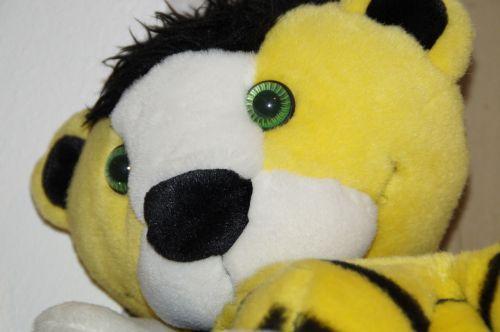 janosch tiger teddy bear