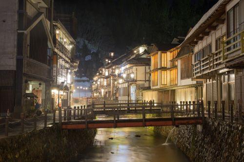 japan hot springs inn