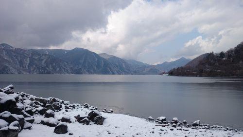 japan tochigi lake
