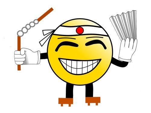 japan smilie smiley