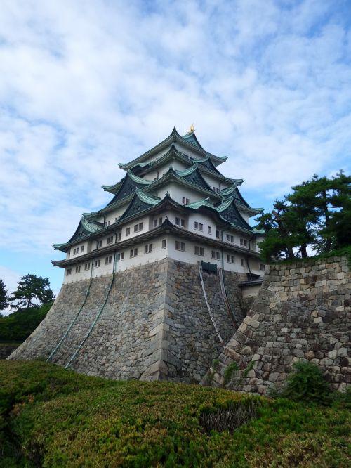 japan nagoya castle