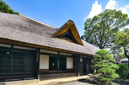 japan rural houses old houses