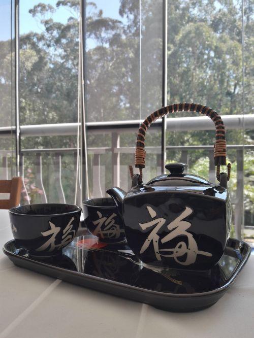 japan tea porcelain