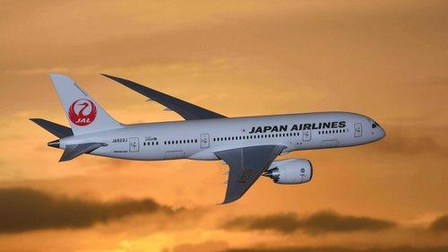 japan  japan airlines  model planes