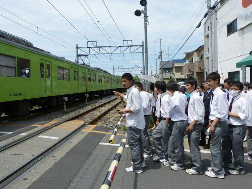 japanese boys students