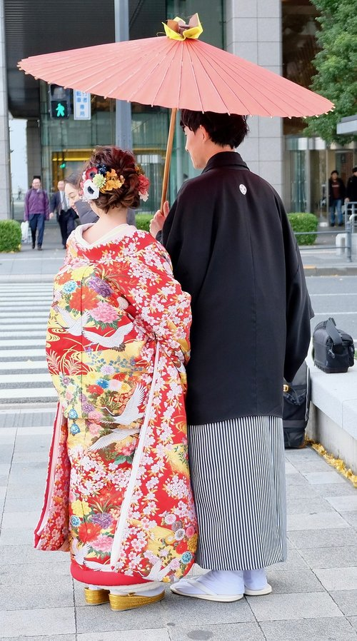 japanese  traditional  bridal