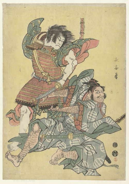 japanese artwork painting