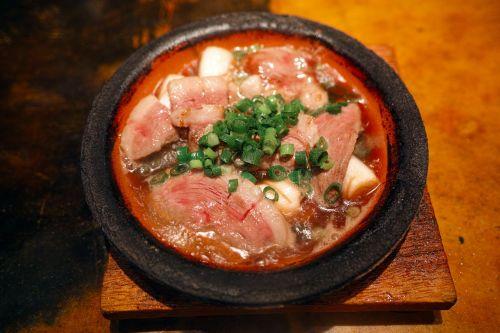 Japonų maistas,Japonijos maistas,tavern,restoranas,virtuvė,maistas,mityba,antis,anties mėsa,oritang,ančių patiekalai,Vištiena,paukščių maistas