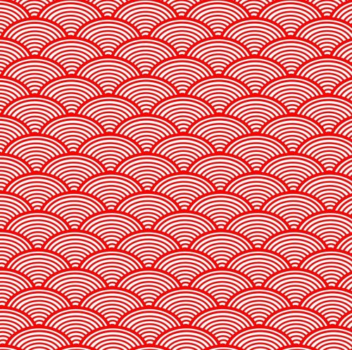japanese wave pattern japanese