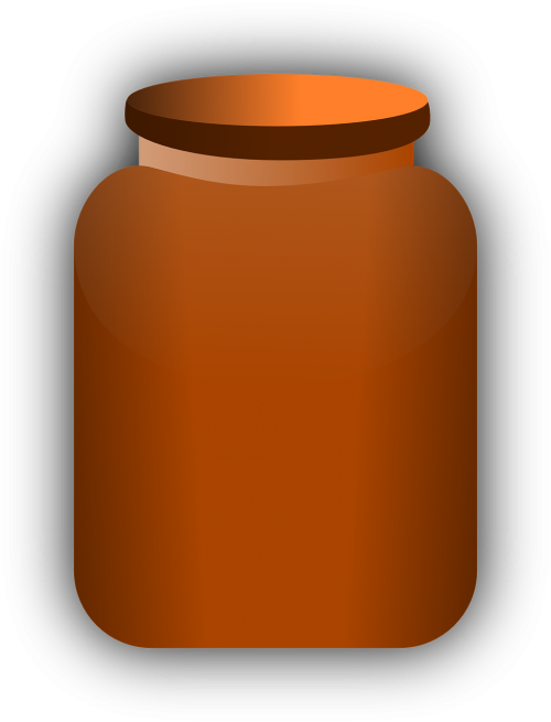 jar pot clay