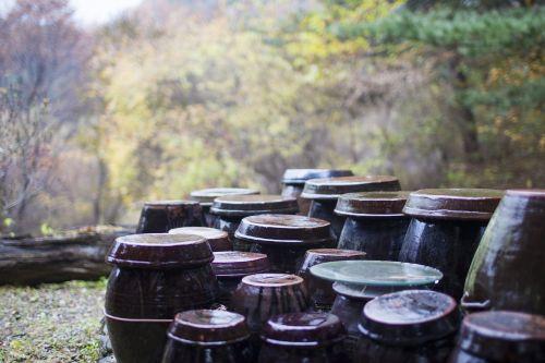 jar autumn storage