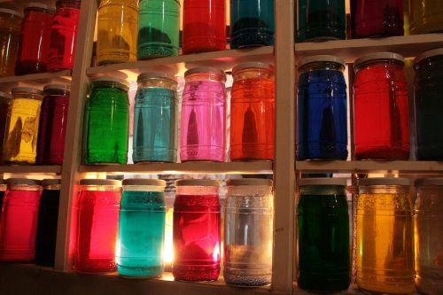 jars herbalism color
