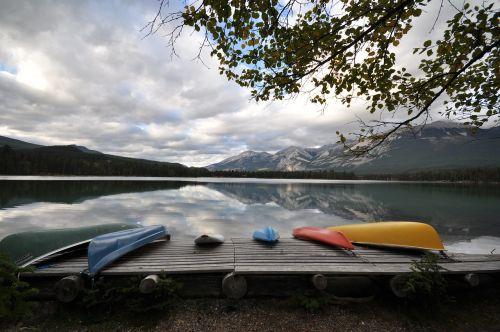 jasper canada lake