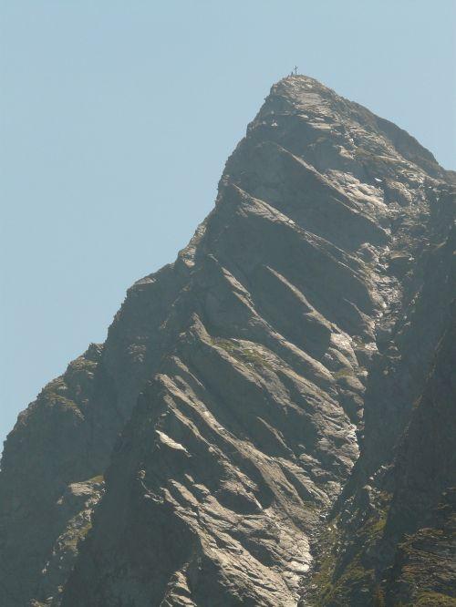 jaufenspitze mountain mountain summit