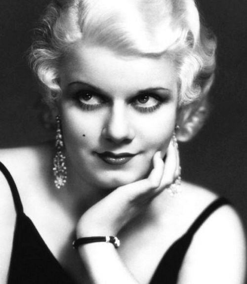 jean harlow actress film