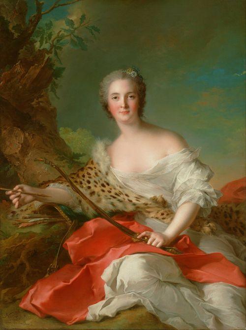 jean-marc nattier woman female