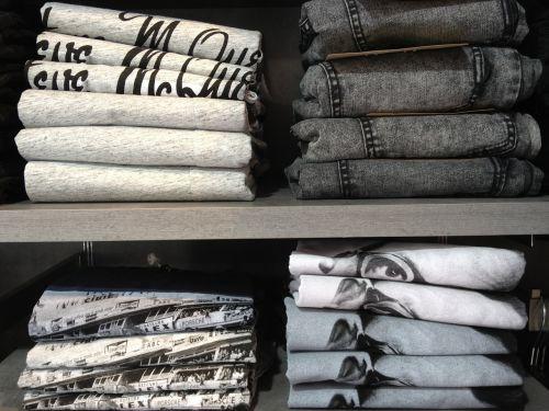 jean stack garment store