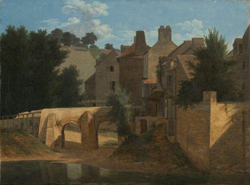 jean-victor-bertin landscape art