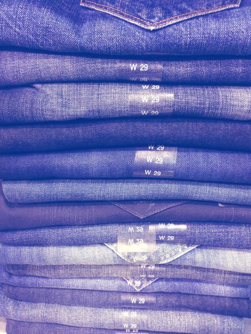 jeans jeans stack blue