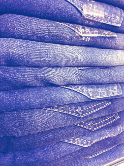 jeans jeans stack pants