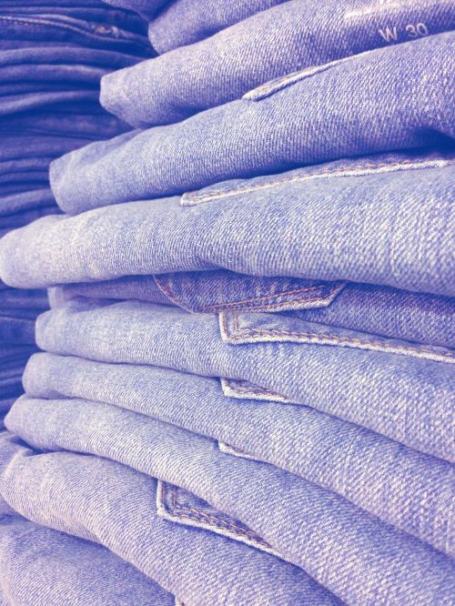 jeans jean stack blue canvas