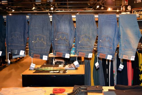 jeans pants garment