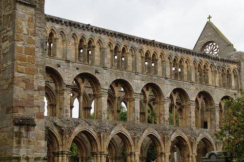 jedburgh  scotland  abbey