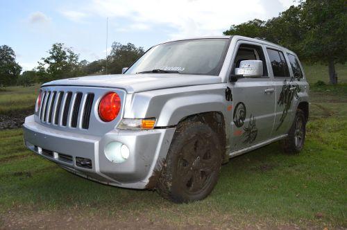 jeep offroad 4x4
