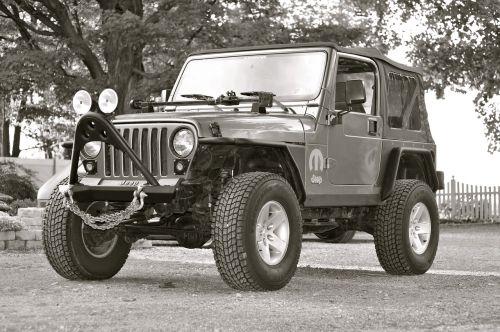 jeep suv transportation