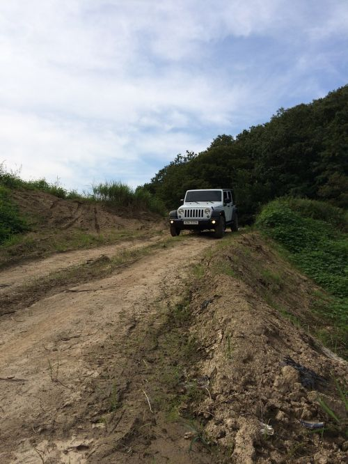Jeep, Wrangler, kirtimo rubikonas, off road