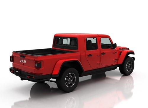 jeep gladiator rubicon  jeep  car