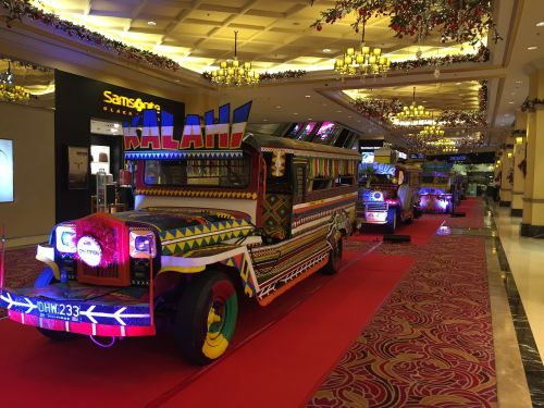 jeepney philippines cultural
