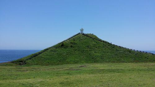jeju island ascension peaks