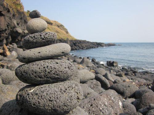 jeju island udo granite