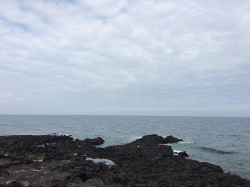 jeju island sea beach