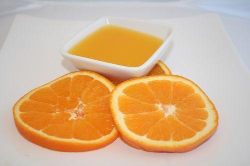 orange fruit recipe