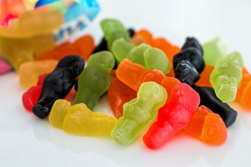 jelly babies gum babies sweets