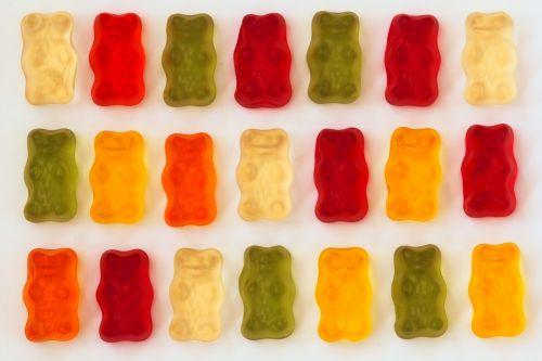Jelly Bear Sweets