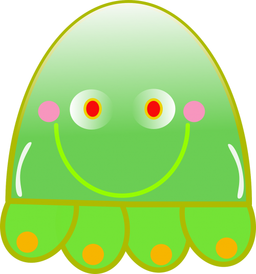 jellyfish animal mare