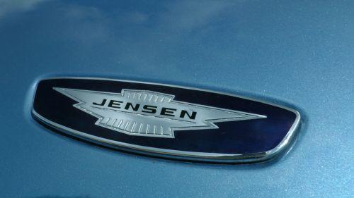 Jensen Car Badge
