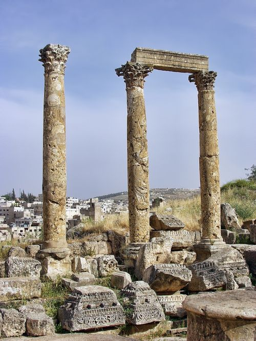 jerash jordan ancient