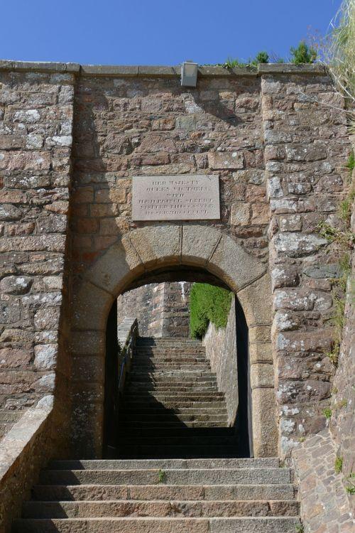 jersey castle orgueil