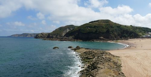 jersey channel islands england