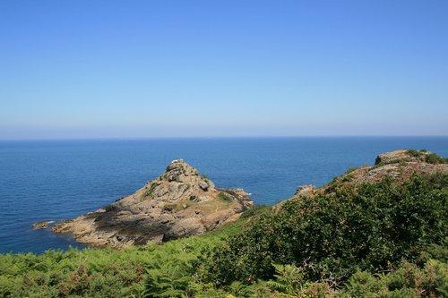 jersey  jersey island  viewpoint
