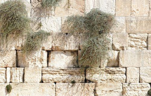jerusalem the wailing wall israel