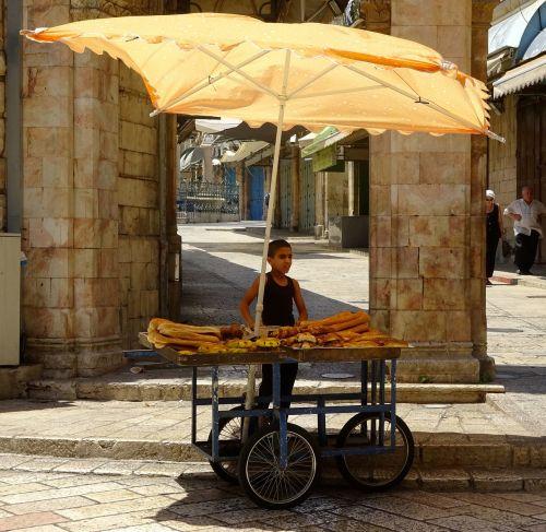 jerusalem bread israel