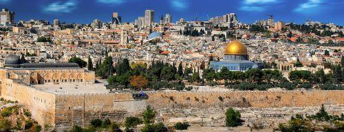 jerusalem israel old town
