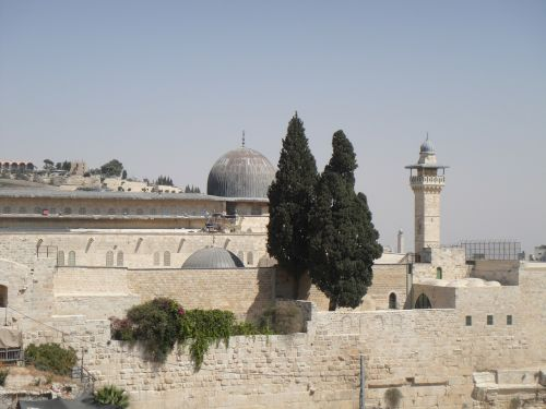 jerusalem holy land old city