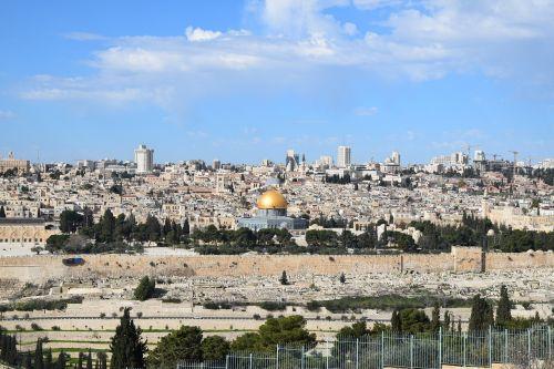 jerusalem the dome city